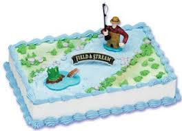 fisherman cake topper flytop jpg