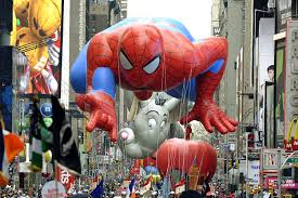 read these 10 thanksgiving parade facts heads up by boys