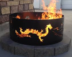 Firepit Rings Air Metal Ring Pit Gift Made In The Usa