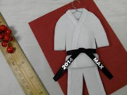 black belt martial arts uniform personalized by christmasgal