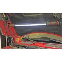 led automotive work light 120 led hanging under the hood auto work light bar lamp underhood