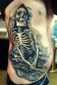 tattoo santa muerte these people dgaf and their santa muerte