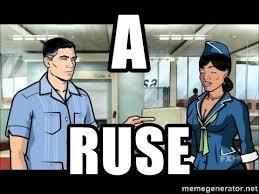 Archer Danger Zone Meme - a ruse archer danger zone meme generator