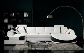 White Modern Living Room Black And White Modern Living Room Furniture Modern White Modern