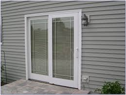 American Craftsman Patio Door Wonderful Patio Doors With Blinds 50 Series Gliding Patio Door
