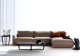 Leather Sofas Recliners Modern White Leather Sofa Bed Sleeper Recliner Contemporary Sofas