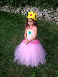 Mario Princess Peach Halloween Costume Princess Inspires Mario U0027s Quest Toddler