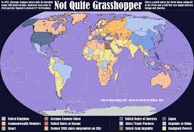 Cold War Germany Map Not Quite Grasshopper An Alternate History Map By Sregan On