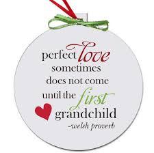 grandparent ornament time