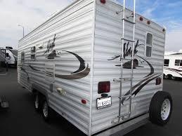 nash travel trailer floor plans 2007 northwood nash 22gq travel trailer french camp ca french