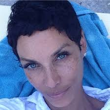 haircut photos freckles 9 best nicole murphy images on pinterest plaits hairstyle and fan