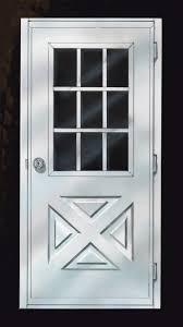 Commercial Exterior Steel Doors Steel Doors For Metal Buildings Prehung Utility Service Doors