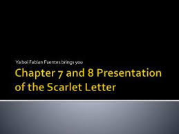 the scarlet letter chapter 8 summary the scarlet letter by