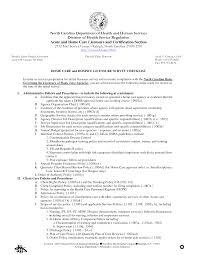 Nurse Aide Resume Objective Certified Nursing Assistant Resume Objective Job And Resume Template