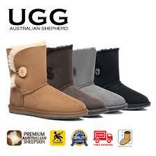 australian shepherd like water australian shepherd water resistant unisex short classic ugg boots