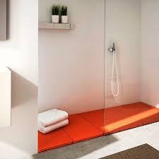 Plastic For Shower Wall by Plastic Grating For Showers Boing Table Thermomat Srl