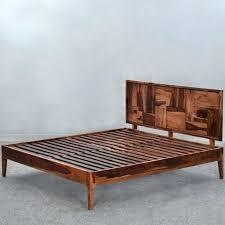Flat Platform Bed Flat Platform Bed Frame Modern Pioneer Solid Wood Platform