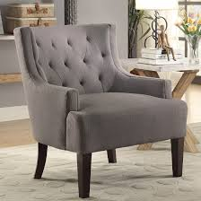 hooker furniture sanctuary paris accent chair with exposed
