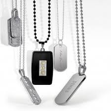 customized dog tag necklace sterling silver dog tags jewelry engraved custom dog