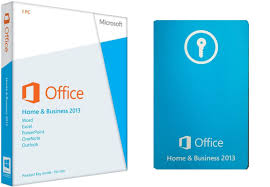 Ebay Microsoft Office by Microsoft Office Home And Business 2013 Pkc Card Only U0026 1 License