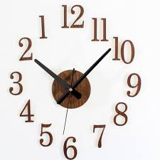 creative clocks reverse wall clock picture more detailed picture about creative