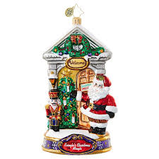 welcome 1019084 christopher radko ornament