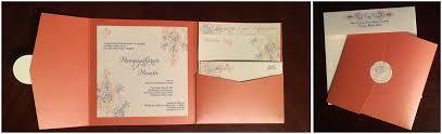 Pocket Invitations Pocket Wedding Invitations U2013 Erickson Design