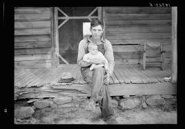 migrant fathers tender portraits dust bowl dads