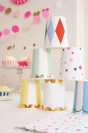 meri meri rabbit meri meri toot sweet multi coloured tableware for children s