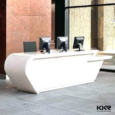 Modern Reception Desk Office Desk Front Desk Office Luxury Modern Reception Furniture