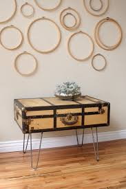 Suitcase Coffee Table Creative Repurposed Storage Ideas Storage Ideas Repurposed And