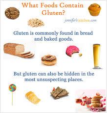 how to eat gluten free gluten free foods jennifer u0027s kitchen