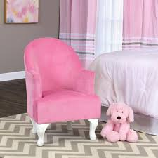 Pink Accent Chair Diva Juvenile Accent Chair Pink Accent Chair White Paints And