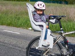 siege enfant vtt test du porte bébé groovy et du casque enfant birdy matos vélo