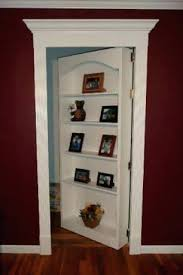 Bookcase Closet Doors Murphy Doors Bookcase Build Bookcase Door Build