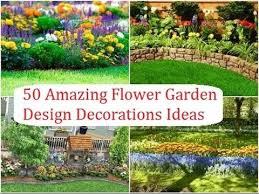 50 amazing flower garden design decorations ideas youtube