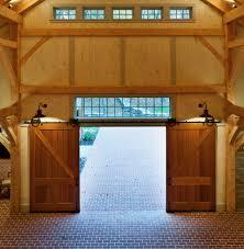 gooseneck barn lights highlight 1850s style barn turned garage
