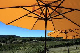 Orange Patio Umbrella by How To Buy A Patio Umbrella That U0027ll Bedeck Your Garden Perfectly