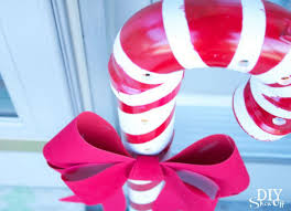 Outdoor Candy Cane Lights by Diy Christmas Decorations 10 Outdoor Lighting Ideas Bob Vila