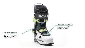 scarpa maestrale rs ski boots youtube