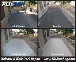 4 easy steps to repair a leaky balcony in phoenix phoenix roof
