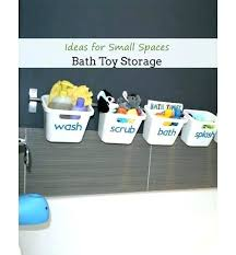 bathroom toy storage ideas bathroom toy storage household bathroom bath organizer tidy storage