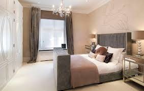 interior black and white bedroom designs glamour of wall design