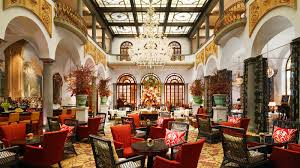 breakfast at the st regis florence luxury hotel city center
