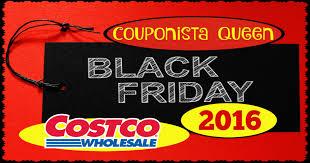 costco black friday ad 2016 couponista saving