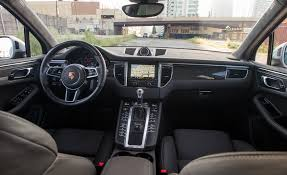 porsche macan interior 2017 2015 porsche macan turbo cars exclusive videos and photos updates