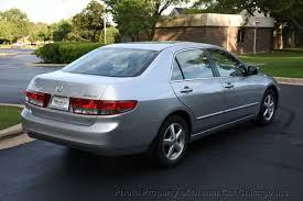 2003 honda accord horsepower 2003 used honda accord sedan ex automatic at car chicago inc