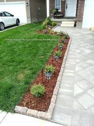Front Yard Landscaping Without Grass - small front yard u2013 eatatjacknjills com