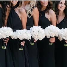 black and white wedding bridesmaid dresses black and white bridesmaids dresses black and white bridesmaid