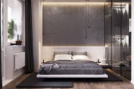 bedroom decor gray painted rooms light grey room modern bedside